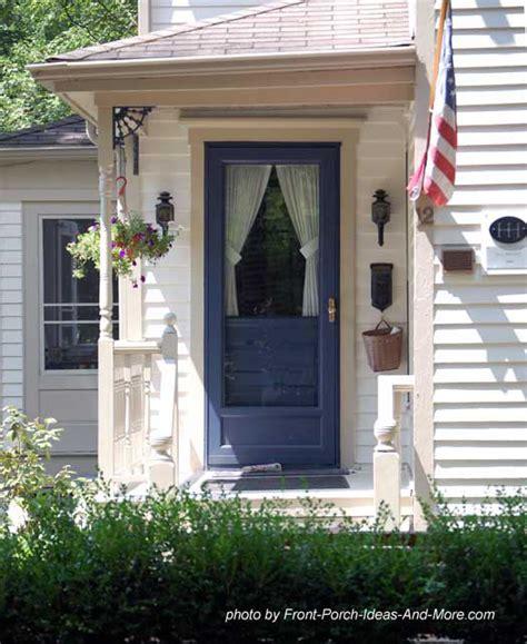 Front Door Stoop Ideas