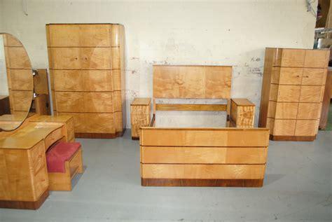 art deco bedroom suite cloud  art deco furniture sales
