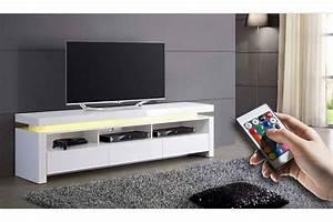 Meuble De Tele Design : meuble tv design ross chloe design ~ Teatrodelosmanantiales.com Idées de Décoration