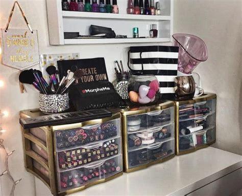 25 Best Ideas About Makeup Vanity Organization On