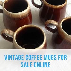 Vintage, Coffee, Mugs, For, Sale, Online