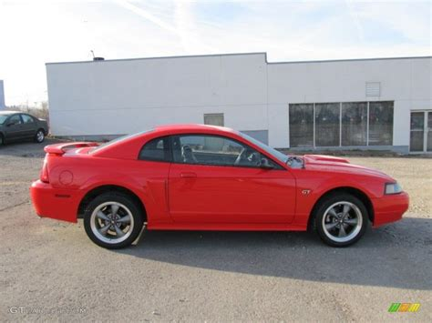 2001 ford mustang horsepower performance 2001 ford mustang gt coupe exterior photo