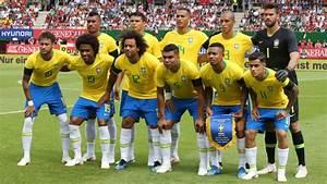 Brasilien Nationalelf