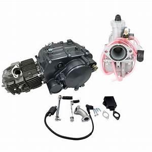 Lifan 150cc Manual Engine Kick Start  26mm Mikuni