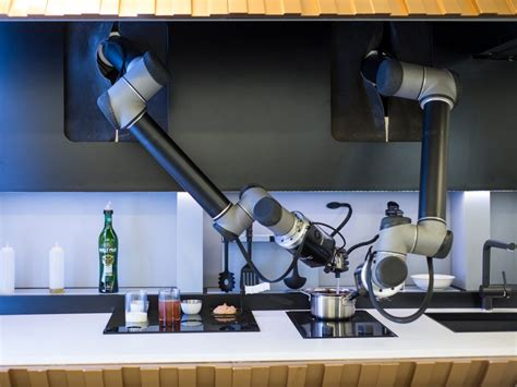 Moley The Kitchen Robot Will Change Your Life  Iproperty. Modern Kitchen Countertop. Fake Marble Countertops Kitchen. Kitchen Floor Samples. Travertine Kitchen Backsplash. Colorful Kitchens. Trends In Kitchen Countertops. Kitchen And Dining Room Colors. Stick On Kitchen Backsplash Tiles