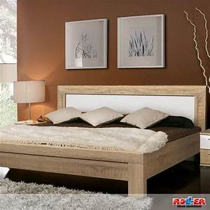 Sonoma Eiche Bett 140x200 : bett julietta in diesem modernen schlafzimmer in der farbkombination sonoma eiche und weiss ~ Bigdaddyawards.com Haus und Dekorationen