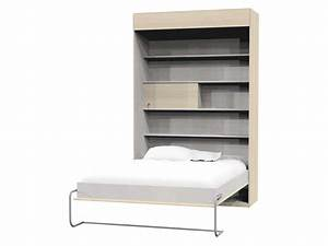 Lit Escamotable Armoire : lit armoire escamotable conforama lit escamotable ~ Premium-room.com Idées de Décoration