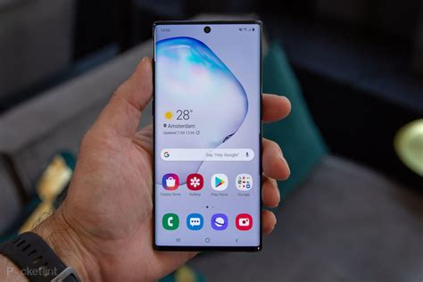 samsung galaxy note 10 initial review