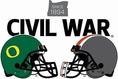 Oregon Civil War State Vs Football Rivalry