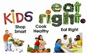 Nutrition For The Future  Eat  Play  Rest  Kids Eat Right