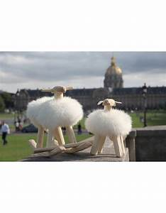 Mouton à Bascule : mouton bascule emil suede import dr m design ~ Teatrodelosmanantiales.com Idées de Décoration