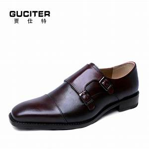 Guciter Free Shipping Goodyear Shoes Male High End Custom