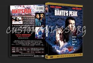 Dante's Peak dvd cover - DVD Covers & Labels by ...