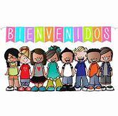 Image result for kinder bienvenidos clipart