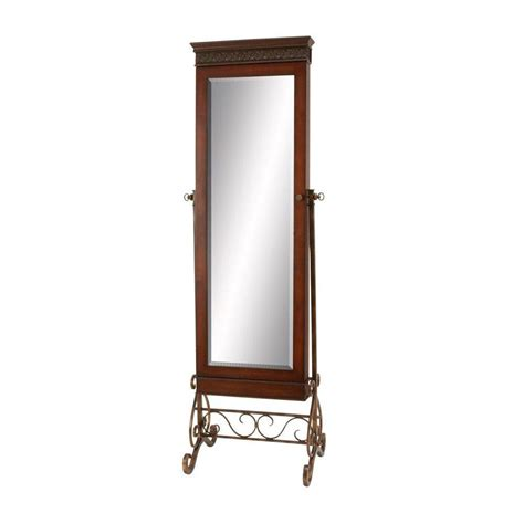 home decorators mirrors home decorators collection 68 in h x 23 in w standing