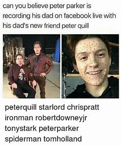 Can You Believe... Peter Parker Father Quotes