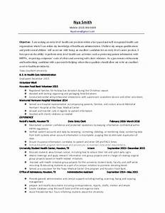 nya smith health care administration resume 2016 With entry level healthcare administration resume