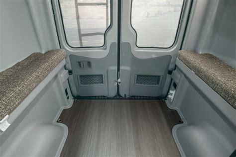 winnebago introduces  motorhome  space saving power