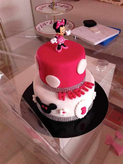 cake minnie sur commande cake concept salon de th 233 bagels