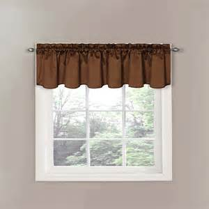 better homes and gardens red check tier valance or swag