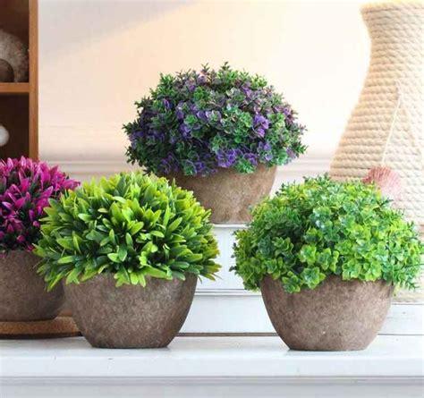 canapé pas cher plante pot exterieur terrasse