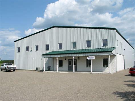 prefab metal barns prefabricated steel buildings fidelity steel buildings