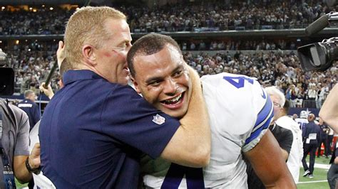 perfect day  cowboys secure playoff berth