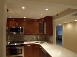 How to do recessed lighting in kitchen : Donco designs is a pompano beach remodeling contractor