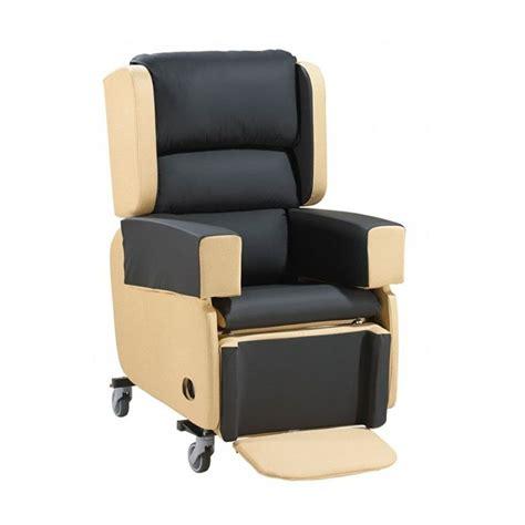 merlin high dependency manual porter chair