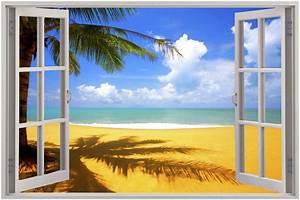 Beach Window Murals - Bing images