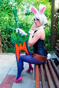 Battle Bunny Riven - Ooopss! by DyChanCos on DeviantArt