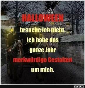 Lustige Halloween Sprüche : halloween brauche ich nicht lustige bilder spr che witze echt lustig deko lustig ~ Frokenaadalensverden.com Haus und Dekorationen