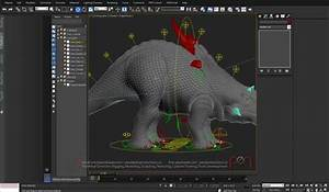 Flex Muscles Rigging In 3ds Max Tutorial