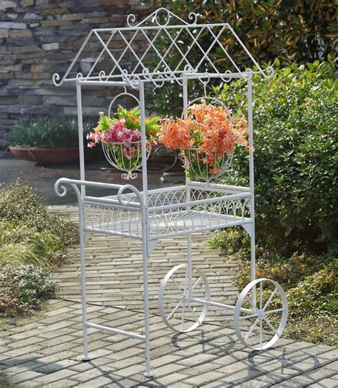 Patio Plant Stands Wheels by 116 Best Images About Forja On Plant Stands