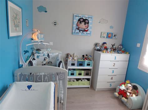 couleur chambre bleu couleur chambre fille et gris