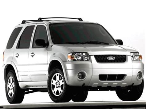 2005 Ford Escape Reviews by 2005 Ford Escape Pricing Ratings Reviews Kelley