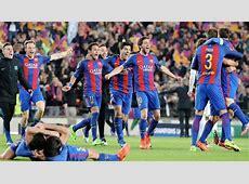 Barcelona vs PSG The Greatest Comeback in Champions