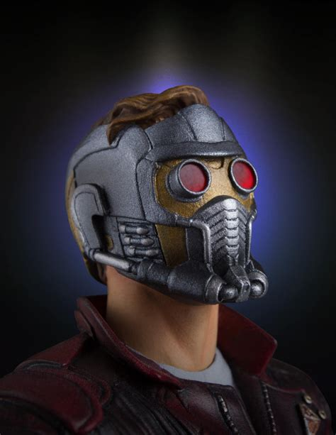 Gentle Giant Guardians Of The Galaxy Starlord Statue