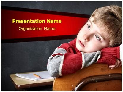 adhd powerpoint template background
