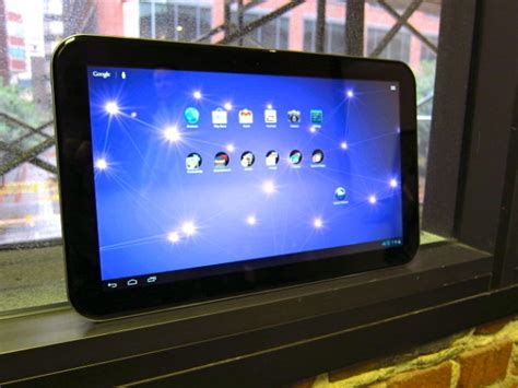 large screen android tablet redirecting to news the toshiba excite 13 sports the