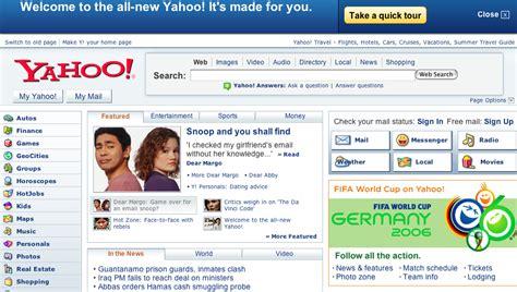yahoo homepage  opera  safari
