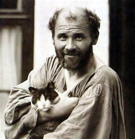 Day 328- Gustav Klimt- No Self-Portraits - Day of the Artist