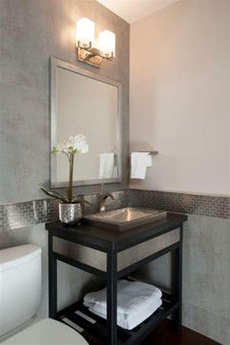 affordable small powder room decor  design ideas