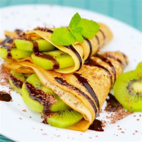 15 green kiwi desserts fruits