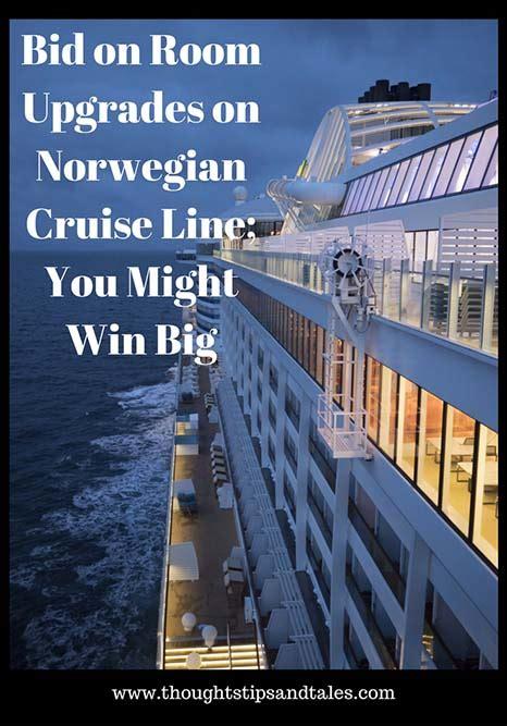 bid room bid on room upgrades on cruise linethoughts