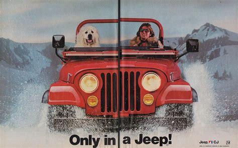 vintage jeep ads mopar blog
