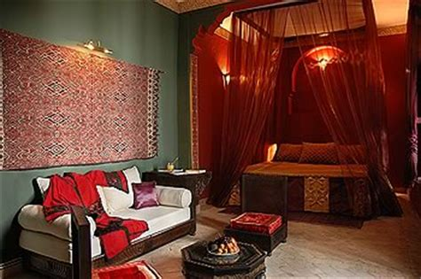 chambre style orientale decoration chambre style