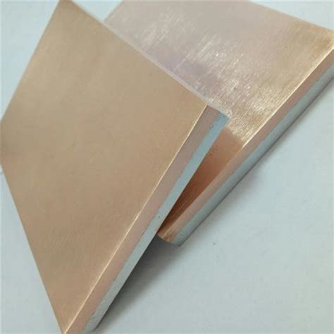 china copper aluminum explosive welding plate manufacturers suppliers factory direct