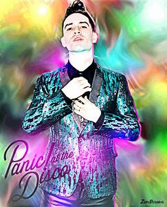 Panic! at the Disco / Wallpaper by Zerografias on DeviantArt