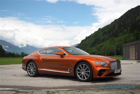 2019 Bentley Gt by 2019 Bentley Continental Gt Gallery Slashgear